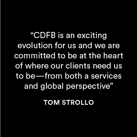 CreativeDrive Launches CDFB, Global Fashion & Beauty Practice